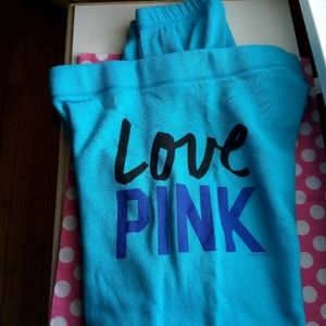 VS PINK sweats super cute!